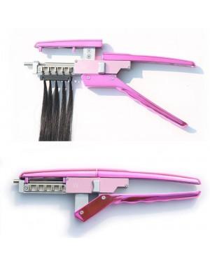 6D hair extensions machine