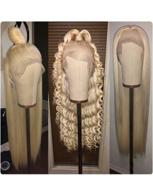 kiana-Brazilian virgin pre plucked full lace wig