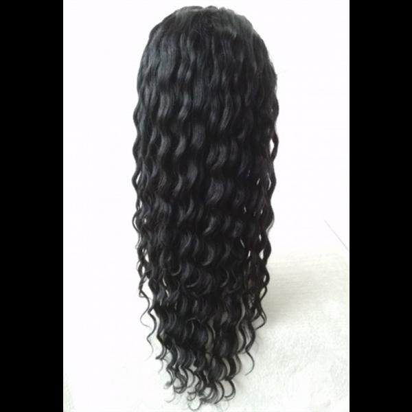 Kelly Brazilian Virgin Human Hair Pre Plucked Hairline