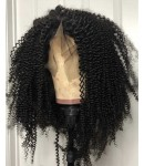 Emily29-Brazilian virgin Jerry curly 360 lace wig