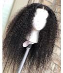 Emily39-Pre plucked ocean curl 360 wig