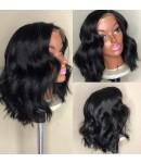Emily17-Brazilian virgin silky wave 360 bob wig