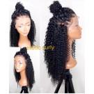 Helen- Brazilian virgin exotic curly full lace wig