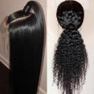 Nova-Pre plucked Brazilian 150% density 13x6 glueless lace front wig