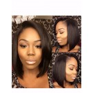 Belle- Bob short hair Indian remy full lace wig
