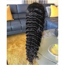 Sonia-Brazilian virgin drop wave full lace wig