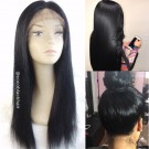Linda- Chinese virgin Silky Straight Full Lace Wig