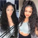 Lorna-Brazilian virgin pre plucked loose deep curly full lace wig