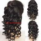 Tanya- Chinese virgin loose wave full lace wig