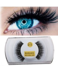 MINK EFFECT FALSE EYELASHES #013