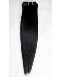 light yaki remy hair wefts