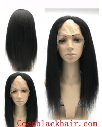 Airis- Italian yaki U Shaped wig