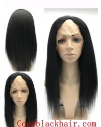 Airis- Italian yaki U Shaped wig