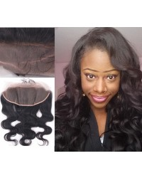 Chinese virgin body wave lace frontal