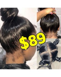 Coco-50% Off Sale full lace wig Brazilian virgin human hair