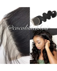 Brazilian virgin body wave 4x4 lace closure