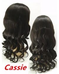 Cassie- Grand body wave Brazilian virgin full lace wig