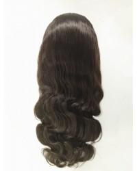 Karen-Loose Body wave lace front silk top wig
