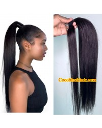 Fashion Hair Extension Ponytail with Comb