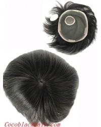 7inchesx8inches silk base hair whorl topper hair pieces[tp05]