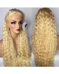 Yeni- Brazilian virgin wet wave #613 light blonde hair