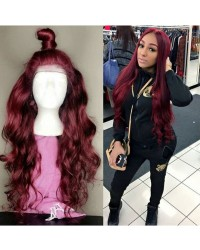 Alexis-Brazilian virgin pre plucked full lace wig