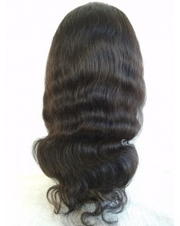 Jane- Chinese virgin body wave full lace wig