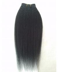 Italian yaki remy hair wefts